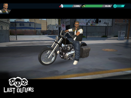 Last Outlaws: The Outlaw Biker Strategy Game 1.0.11 screenshots 11