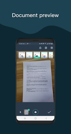 Simple Scan - Free PDF Scanner App android2mod screenshots 4
