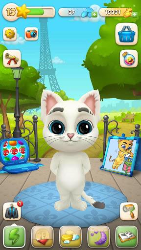 Oscar the Cat - Virtual Pet android2mod screenshots 2