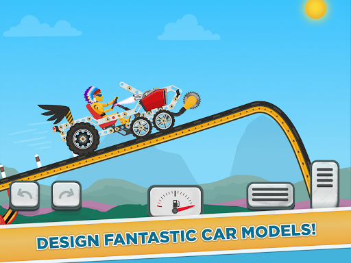 Car Builder and Racing Game for Kids 1.3 Screenshots 7