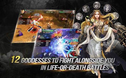 Goddess Primal Chaos (VIP MOD, Unlimited Money/Gems) Apk For Android 6