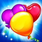 Balloon Burst Paradise: Free Match 3 Games