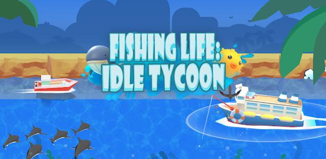 fishing life: idle tycoon hack
