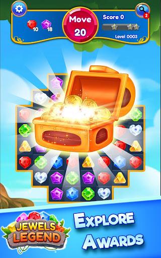Switch Jewels Match 3: Adventure  screenshots 15
