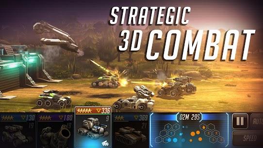 League of War  Mercenaries Apk 3
