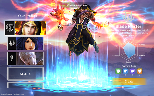 Dawnblade screenshots 4