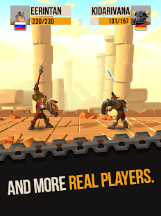 Duels: Epic Fighting PVP Games Screenshot