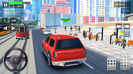 Driving Academy 2: Car Games & Driving School 2021  screenshots 2