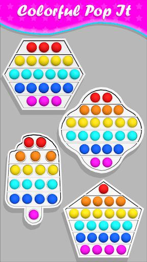 pop it Fidget Cubes calming sounds making toys 1.0.9 screenshots 5