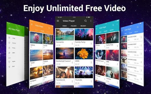 Video Player All Format for Android 1.7.2 Screenshots 12