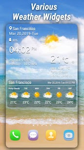 Weather Forecast v1.9.6 [Pro] by Lite Tools Studio 2