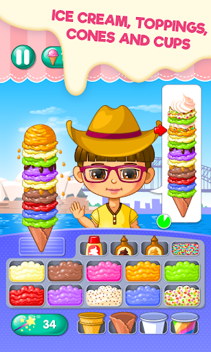 My Ice Cream World 1.60 screenshots 5