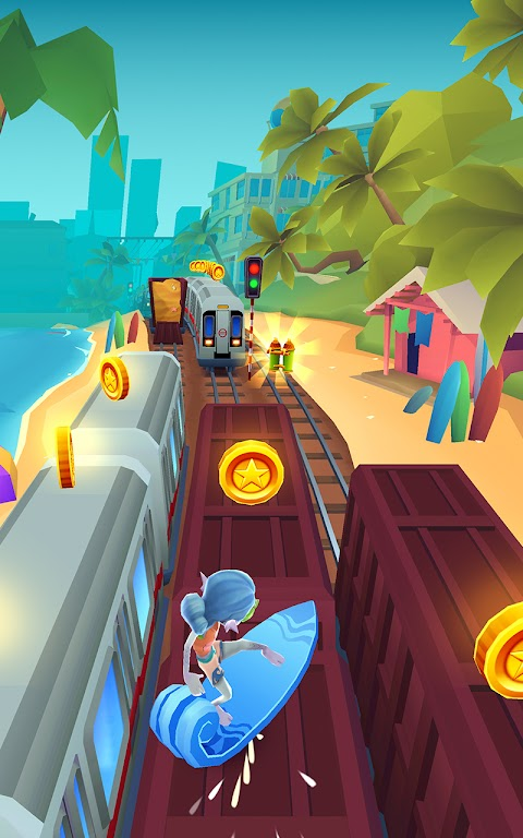 Subway Surfers poster 11