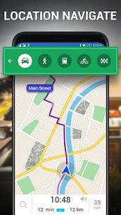 Street View – Earth Map Live, GPS & Satellite Map 4