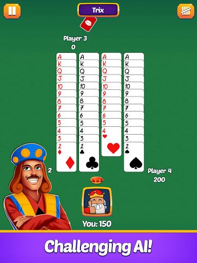 Trix Sheikh El Koba: No 1 Playing Card Game  screenshots 21