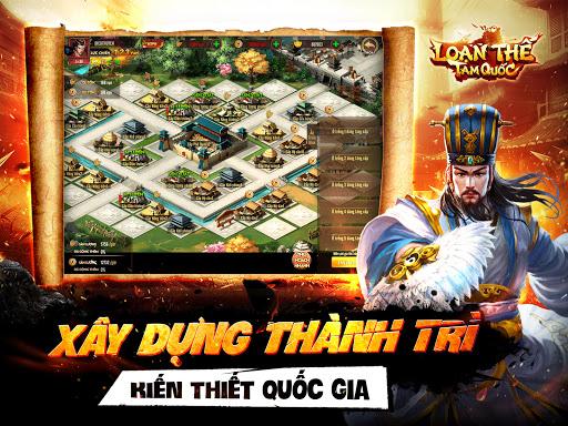 Lou1ea1n Thu1ebf Tam Quu1ed1c - Cu00f4ng Thu00e0nh SLG 1.8 screenshots 9