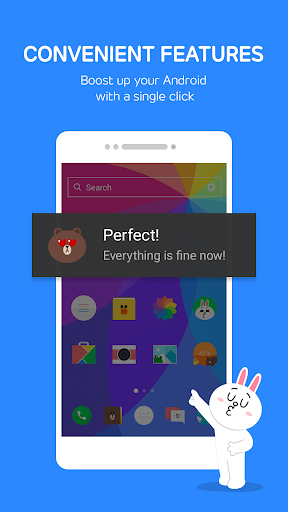 LINE Launcher 2.4.37 Screenshots 5