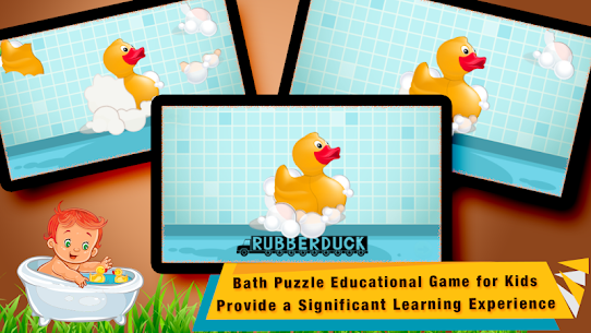 Baby Bath Puzzle Game For Pc, Windows 10/8/7 And Mac – Free Download 2