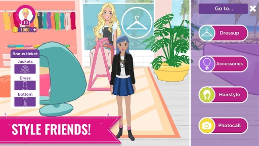 Barbie Fashion Funu2122  Screenshots 2