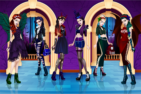 Gothic Dress Up  For Pc (Windows 7, 8, 10 And Mac) 1