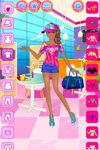 High School Dress Up For Girls 1.2.0 screenshots 2