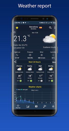 World Weather: Local Forecast | Rain Radar 1.4.2 Screenshots 1