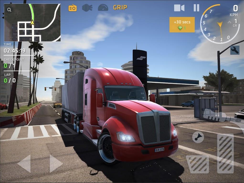 Ultimate Truck Simulator poster 13