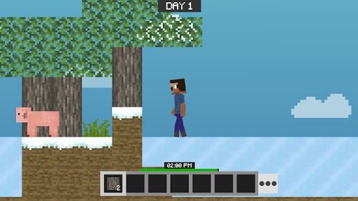 Stickman vs Multicraft: Noob Survival modavailable screenshots 2