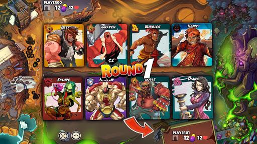 Urban Rivals - Street Card Battler apkslow screenshots 9