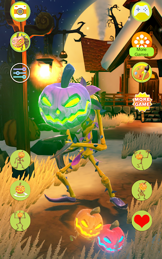 Talking Jack-o'-lantern  screenshots 12