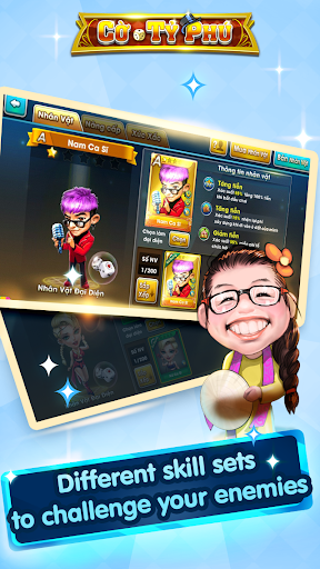 Cu1edd Tu1ef7 Phu00fa - Co Ty Phu ZingPlay - Board Game 3.4.6 Screenshots 11