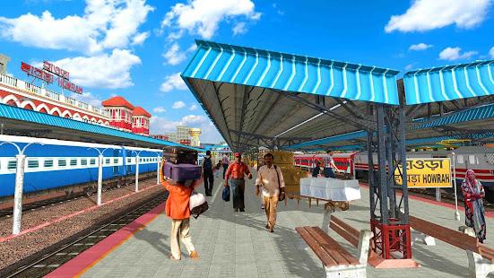 Indian Train Simulator 2018 - Free 1.16 Screenshots 1