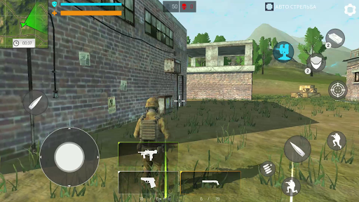 Battle Royale Fire Prime Free: Online & Offline modavailable screenshots 11