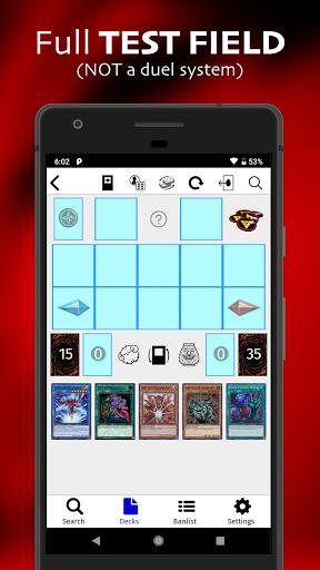 yugipedia: yugioh deck builder screenshot 3