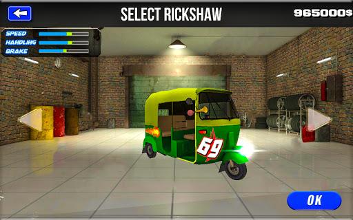 Tuk Tuk Rickshaw Road Race VR - auto rickshaw  screenshots 6