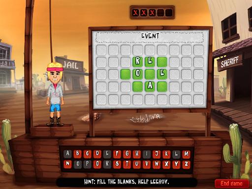 hangman hanging challenge free screenshot 1