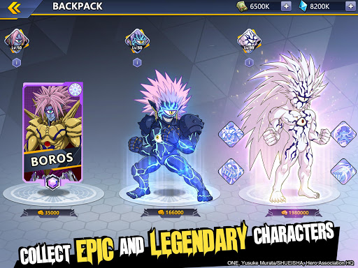 One-Punch Man: Road to Hero 2.0 2.1.8 screenshots 12