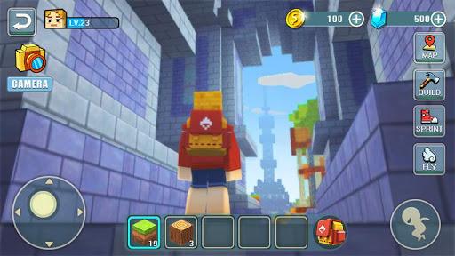 World Building Craft Apkfinish screenshots 13