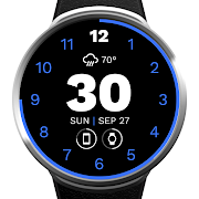 Just a Minute™ - Watch Face for Wear OS