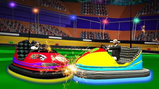 Light Bumping Cars Extreme Stunts: Bumper Car Game  screenshots 11