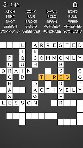 Crossword : Word Fill  screenshots 6