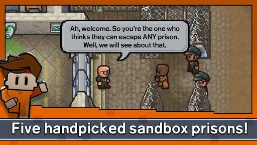 The Escapists 2: Pocket Breakout  screenshots 9