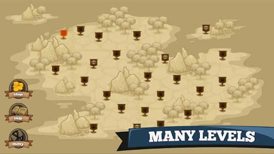 Fortress Defense: The Siege Mod Apk 1.43 (Lots of Diamonds) 3