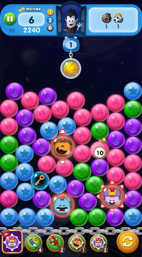 Spookiz Blast : Pop & Blast Puzzle 1.0061 screenshots 6