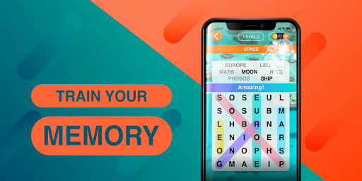 Word Search Journey - Free Word Puzzle Game modavailable screenshots 15