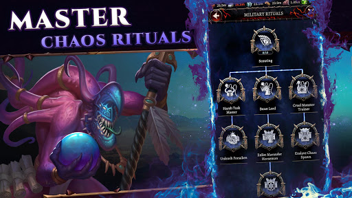 Warhammer: Chaos & Conquest - Real Time Strategy 1.20.89 screenshots 2