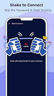 Zapya - File Transfer, Share Apps & Music Playlist 6.0 (US) Screenshots 5