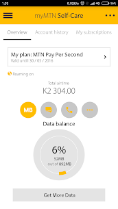 MyMTN  Apps on For Your Pc   How To Download (Windows 7/8/10 & Mac) 2