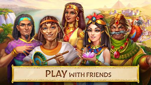 Jewels of Egypt: Gems & Jewels Match-3 Puzzle Game 1.9.900 screenshots 23