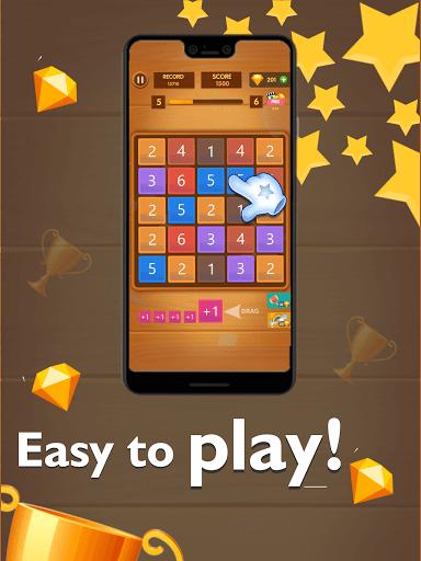 Merge Digits - Puzzle Game 1.0.3 screenshots 17